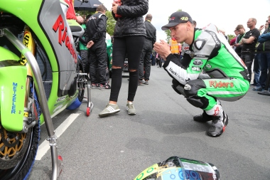 Pic courtest of: www.iomtt.com
