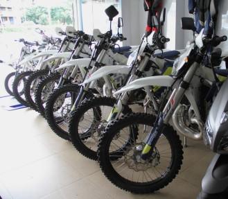 Bike Nation Showroom 3
