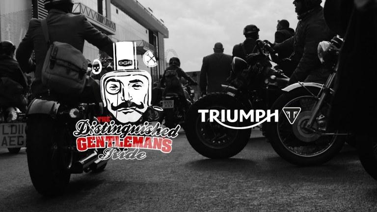 triumph at dgr 2
